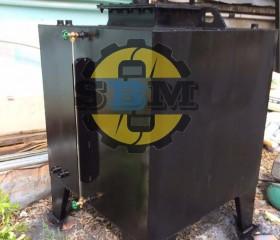 Bồn dầu máy phát điện 1000 lít