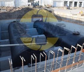 Bồn dầu máy phát điện 30.000 lít ( 30 khối)