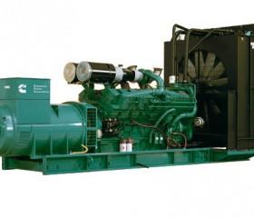 Máy phát điện Cummins K50 Serial (India) 1250-1500 KVA Prime