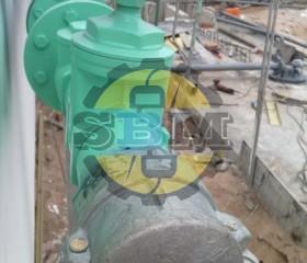 Họng cấp dầu nhanh cho bồn dầu máy phát điện