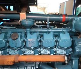 Máy phát điện cũ Deawoo 750 Kva