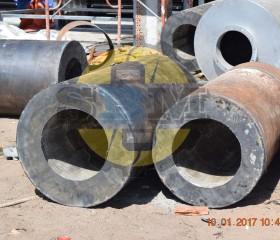 Gia công ống pô tiêu âm máy phát điện