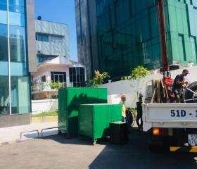 Thử tải máy phát điện 1250 Kva