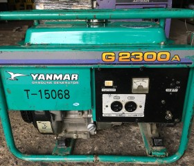 Máy phát điện cũ Yanma 2.3 Kva ( Yanma G2300A)